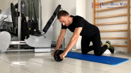 allenamento, pillole workout, addominali