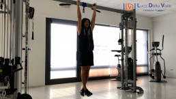 leg raise, allenamento, pillole workout