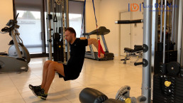 tricipiti, allenamento, pillole workout